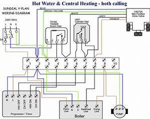 Drayton 3 Way Valve Wiring Diagram