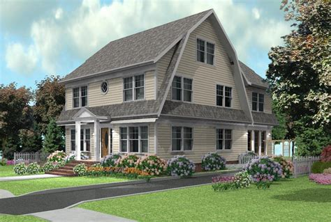 dutch colonial home designs   house plans