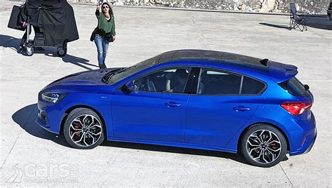 New 2018 Ford Focus Spotted Undisguised On Film Location