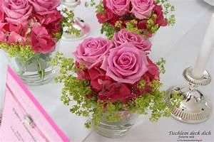 Tischdeko Konfirmation Junge : kommunionsfeier f r ein m dchen festlich in rosa und pink tischlein deck dich ~ Orissabook.com Haus und Dekorationen