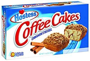 Check out top brands on ebay. Amazon.com : Hostess Coffee Cake, 8 Count (Pack of 6 ...