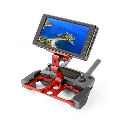 flypro mavic  tablet crystalsky holder red ty zj dynnex drones
