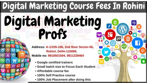 digital marketing course fees courses institute delhi archives digital marketing profs