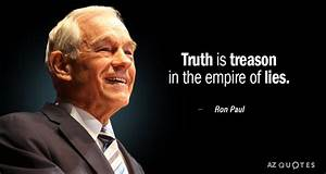 Really Cool Quo... Ron Paul Gold Quotes