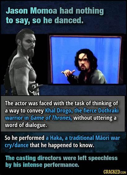 Bizarre Famous Roles Actors Landed Ways