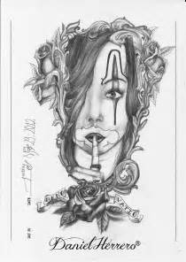 Love Chicano Art Drawings
