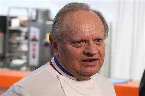 cours de cuisine poitiers joël robuchon ouvre une école de cuisine à poitiers avec