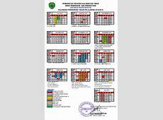 Kalender Pendidikan 20182019 Provinsi Kalimantan Timur