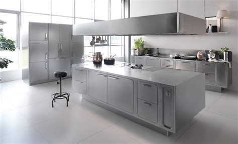 cuisine professionnelle cucina professionale in acciaio inox ego by abimis is a