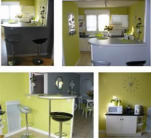revgercom cuisine sol gris clair idee inspirante pour With superb couleur gris clair peinture 5 cuisine gris anthracite 56 idees pour une cuisine chic