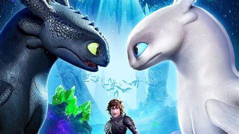 chimuelo encontrara el amor en como entrenar  tu dragon