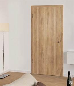 Porte En Bois Intérieur : portes d 39 int rieur portes en bois mod le lisse ~ Dailycaller-alerts.com Idées de Décoration