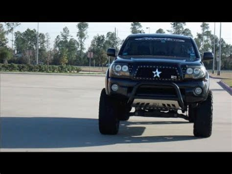 toyota tacoma blacked out blacked out 2005 toyota tacoma hd youtube