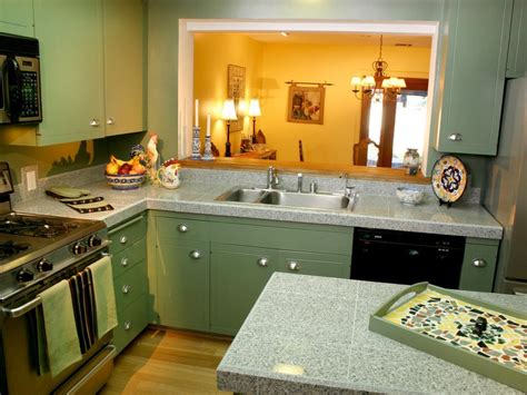 inspired exles of tiled kitchen countertops hgtv