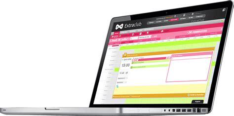 logiciel reservation en ligne sport
