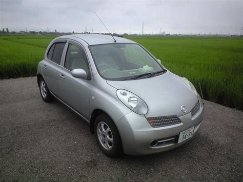 Nissan March Photo by Used 2005 Nissan March Photos 1300cc Gasoline Ff