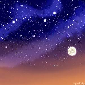 Night Sky by MagicalLady on DeviantArt
