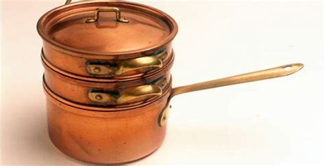 copper tin vintage pots images  pinterest cleaning hacks cleaning recipes