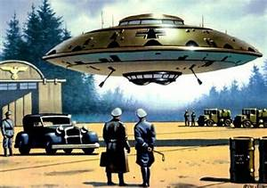 10 Bizarre Nazi UFO Rumours and Other Third Reich ...
