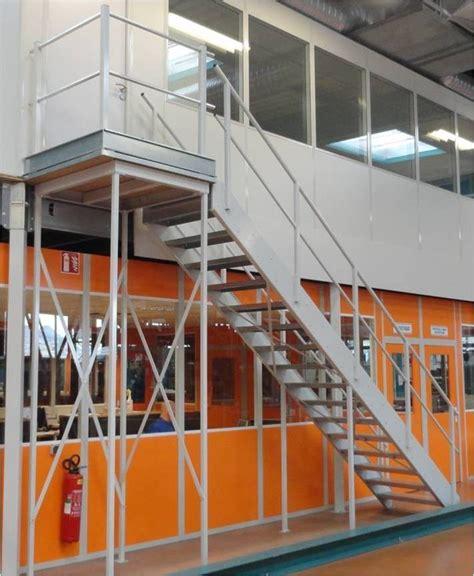 Palier D Escalier Métallique by Escalier 224 Palier Escaliers Quart Tournant M 233 Tallique