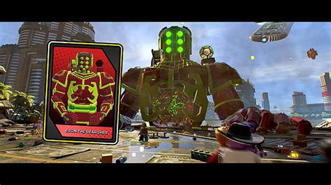 lego marvel super heroes  eson  searcher boss guide