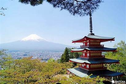 Japan Travel Matcha Campaign Budget Magazine