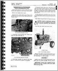John Deere 2440 Parts Diagram