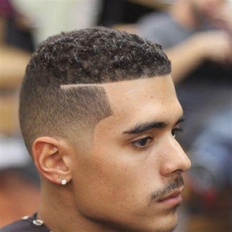 burst fade mohawk  usher black men haircuts