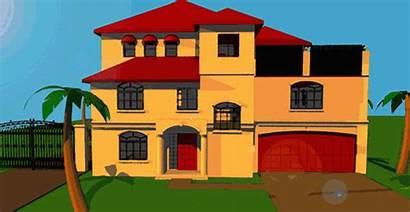 Clip Animated Rumah Clipart Haciendas Miami Saitta