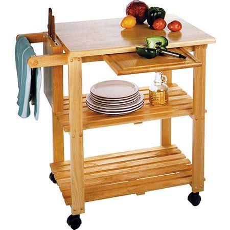 kitchen utility cart kitchen utility cart solid beechwood walmart