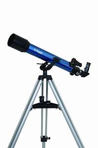 Infinity Meade refractor review: telescope for kids • My ...