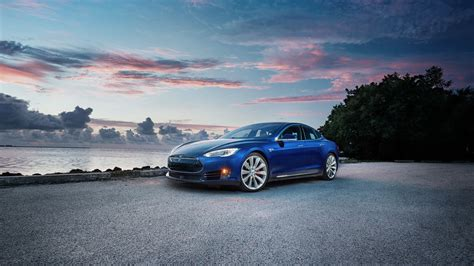 Tesla Model 3 Wallpaper