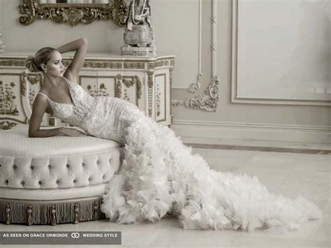 5 Amazing Couture Wedding Dresses