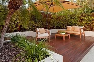 decoration petit jardin avec terrasse 72 le havre With idees de terrasse exterieur 12 deco chambre ado