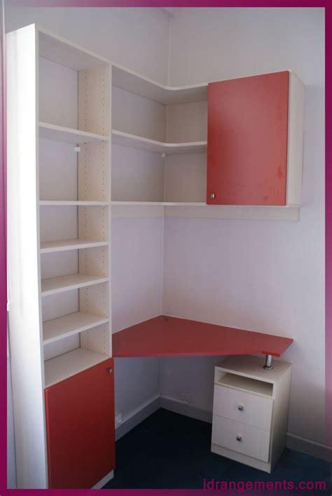 idee bureau petit espace bureau d angle petit espace idées pour la maison