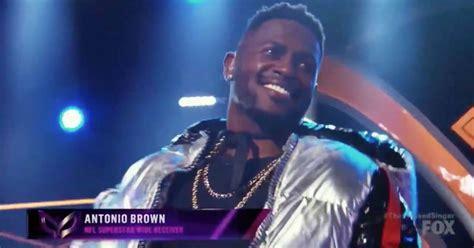 antonio brown  eliminated  season premiere