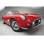 1961 Ferrari 250 GT SWB California Spyder – GORGEOUS CARS