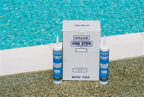 featured product deck o seal one step deck o seal