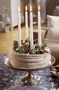 Weihnachtsdeko Zum Selbermachen : diy bastelideen adventskranz basteln in der ~ Orissabook.com Haus und Dekorationen