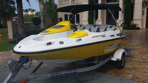 Buy Sea Doo Boat by Sea Doo Sportster 2004 For Sale For 0 Boats From Usa