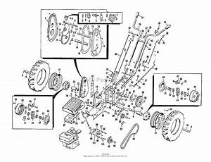 Simplicity 990074 - Model Fb Parts Diagram For Tractor Group
