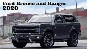 [HOT NEWS] 2020 Ford Bronco and Ranger Coming back - YouTube