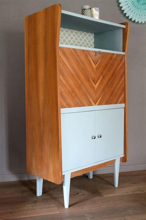 les bureau secrétaire vintage octave les jolis meubles