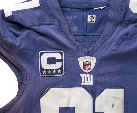 2011 Justin Tuck New York Giants Game Worn
