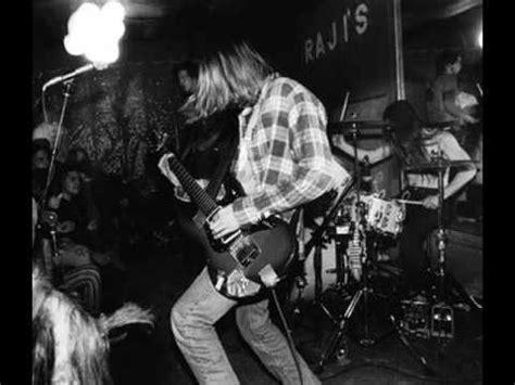 kaos nirvana 8 nirvana live buzz 1987 two years before their
