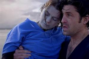 Meredith drowns in the sea - 30 'Grey's Anatomy' Scenes ...