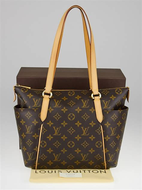 louis vuitton monogram canvas totally pm bag yoogis closet