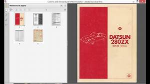 Datsun 280zx  S130    Repair Manual