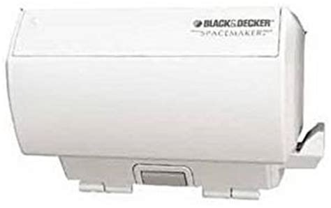 the cabinet can opener black decker co100wm spacemaker the