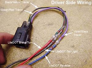 Tail Light Wiring
